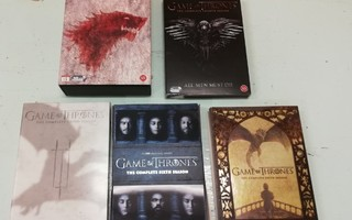 Game Of Thrones boxit