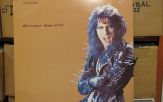 ALICE COOPER - HOUSE OF FIRE 12'' MAXI