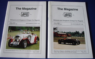 The Magazine Malaysia and Singapore Vintage Car - LEHTIÄ