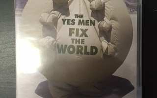Yes Men Fix The World DVD