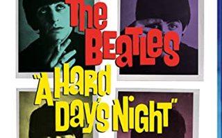Beatles A Hard Day´S Night(69913)UUSI-DE-BLU-RAY