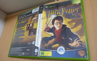 Harry Potter and the chamber of secrets   XBOX