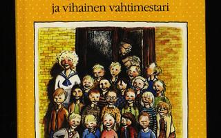 MIMMI ja VIHAINEN VAHTIMESTARI : Viveca Sundvall 1p