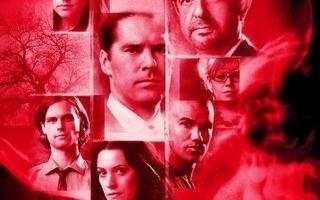 Criminal Minds - Kausi 3(5 disc) DVD Boxi