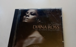 CD DIANA ROSS - One Woman - The Ultimate Collection (Sis.pk)