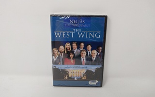 The West Wing kausi 4 - DVD
