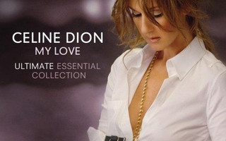 CELINE DION : My love - Ultimate essential collection 2CD