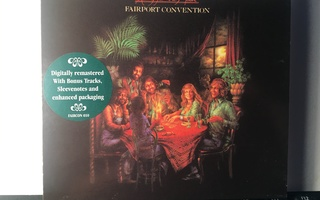 FAIRPORT CONVENTION: Rising For The Moon, CD, rem. & exp.