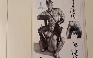2014  Tom of Finland blokki  ++