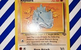 Rhyhorn 61/64 - Jungle set