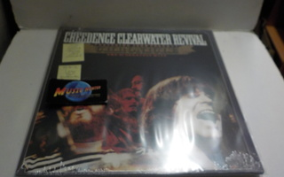 CREEDENCE CLEARWATER REVIVAL - CHRONICLE UUSI 2LP