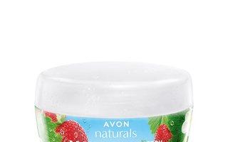 AVON Wild Strawberry Dreams -vartalovoide 200ml *UUSI*