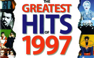 Various – The Greatest Hits Of 1997 Tupla CD