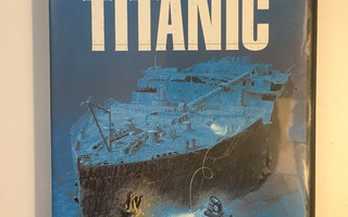 Secrets of the Titanic (National Geographic) DVD (1986-87)