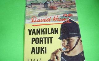DAVID HUME : VANKILAN PORTIT AUKI