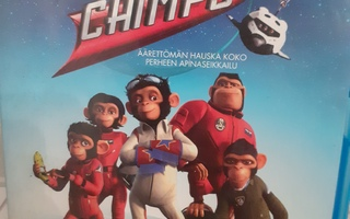 Space chimps blu ray