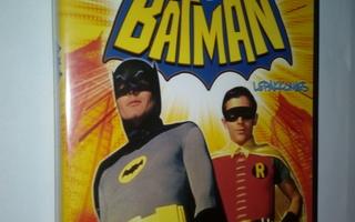 DVD) Holy Special Edition - Batman (1966) Adam West