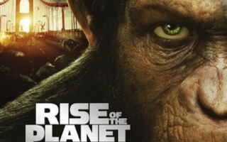 Rise of The Planet of The Apes  -   (Blu-ray)