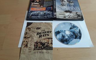 The Desert Rats - US Region 1 DVD (20th Century Fox)