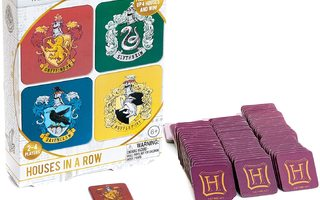 HARRY POTTER HOUSES IN A ROW(69834)2-4 players, cont.100