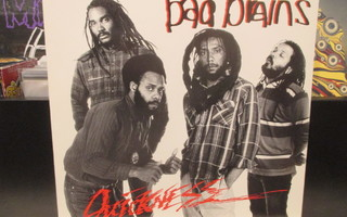 BAD BRAINS Quickness LP 1989 HARDCORE / DUB / REGGAE
