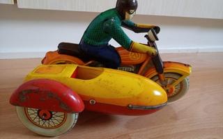 Moottoripyörä sivuvaunulla (neuvostoliitto)