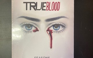 True Blood - Kaudet 1-5 Blu-ray (UUSI)