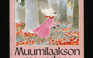 MUUMILAAKSON MARRASKUU : Tove Jansson nidottu T++