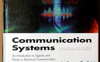 Communication systems (fourth edition)