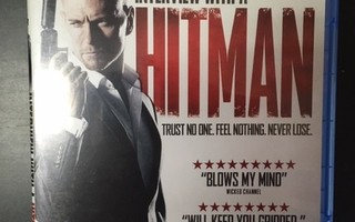 Interview With A Hitman Blu-ray