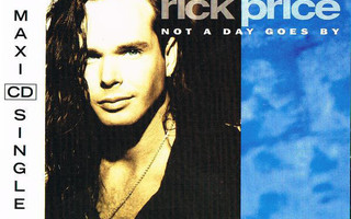 Rick Price – Not A Day Goes By CD Maxi-Single