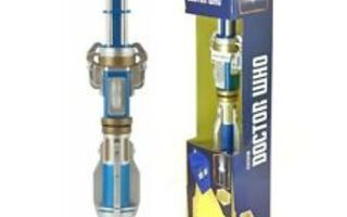 DOCTOR WHO 12TH DR FULL SIZE LAMPPU	(64 453)	n.24cm sonic sc