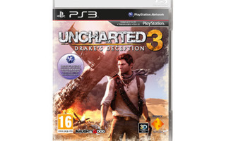 Uncharted 3 Drake's Deception ( ps3 )   8321