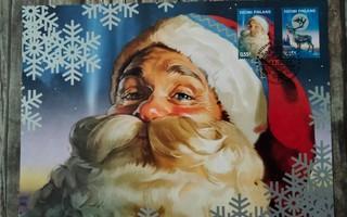 FDC-kortti joulu 2010