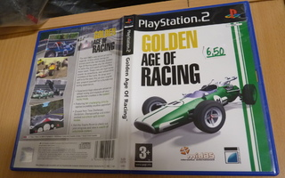 Golden Age Of Racing  ( ps2 ) 10408