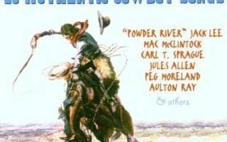 Let Er Buck: 25 Authentic Cowboy Songs