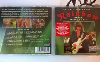 Ritchie Blackmore's Rainbow - Black Masquerade (2cd)
