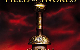 Emperor: The FIELD OF SWORDS  Conn Iggulden SKP UUSI-