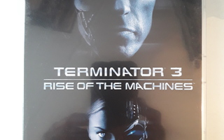 Terminator 3, Rise of the Machines, 2-Levyä ! - DVD
