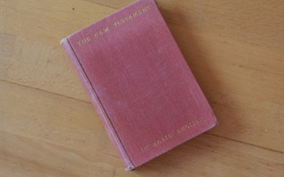 The New Testament in Basic English painos 1952