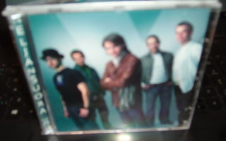 CD : NELJÄNSUORA  : X  ( Oy Motley Ltd MOTCD-170 )