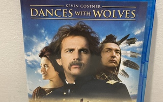 Dances With Wolves - Tanssii Susien Kanssa (blu-ray)