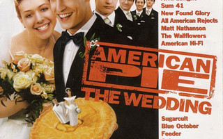 VARIOUS: American Pie: The Wedding - Music From The Motio CD