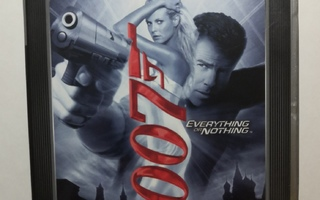 Ps2 James Bond 007 : Everything or Nothing CIB