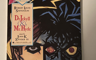 Classics Illustrated - Jekyll & Hyde (eng)