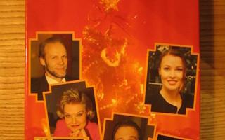 Koko Perheen Joulu - 4 c-kasettia - Valitut Palat