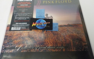 PINK FLOYD - A COLLECTION OF GREAT.. UUSI LP +