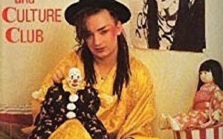 BOY GEORGE and CULTURE CLUB by Maria David (Author) SKP H++