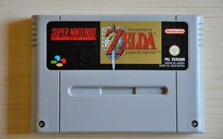 SNES - The Legend Of Zelda - A Link to the Past (L)