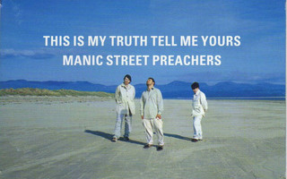 MANIC STREET PREACHERS : This is my truth tell me yours